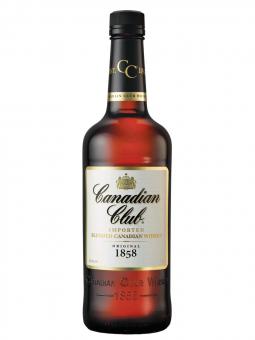 Canadian Club 40% 1l