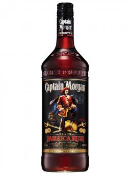 Captain Morgan Black Label 40% 1l