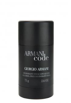 Giorgio Armani Armani Code Déodorant Stick 75 ml