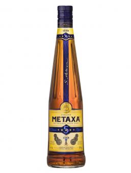 Metaxa 5* 38% 1l