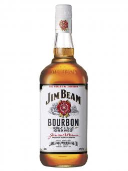 Jim Beam White 40% 1l