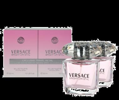 Versace Bright Crystal Duo Set