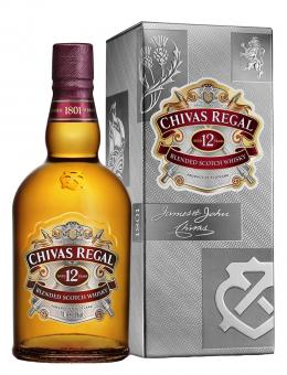 Chivas Regal 12 years old 40% 1l