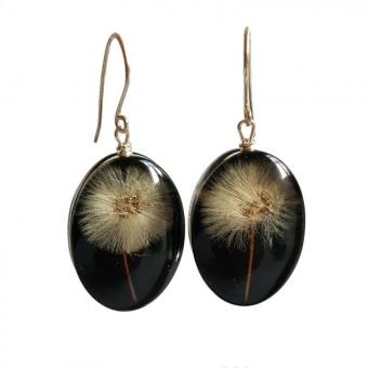 Laura Daili earrings