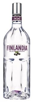 Finlandia Blackcurrant Vodka 37.5% 1l