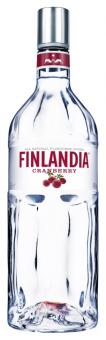 Finlandia Cranberry Vodka 37.5 % 1l