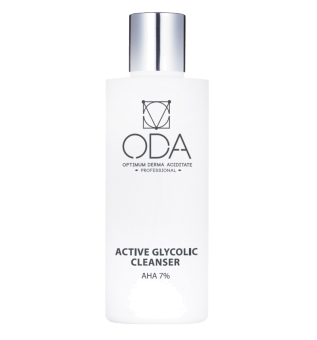 ODA Active Cleanser With Glycolic Acid 7% 200ml