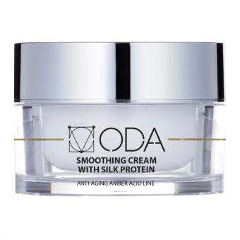 ODA Smoothing Cream With Silk Protein 50 ml