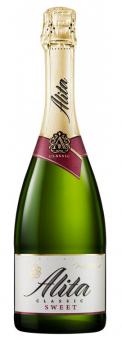 Alita sparkling wine, sweet, 11%, 0,75l